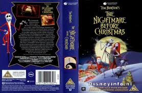 Tim Burton's - The Nightmare Before Christmas - Disney Video Database
