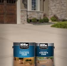 Behr Solid Concrete Stain Color Chart Concrete Stain Products Behr