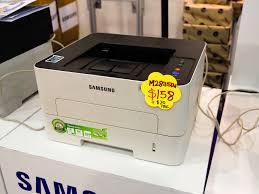 samsung xpress m2835dw. the samsung xpress m2835dw is a no-frills mono laser printer for just printing. m2835dw