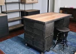 industrial style office furniture. Image Of: Vintage Industrial Style Furniture Office