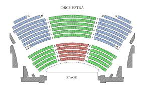 Blossom Music Center Seating Chart With Seat Numbers