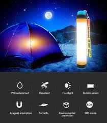 Buy Brelong Led Camping Mosquito Tent Lights Outdoor Travel
