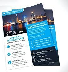 Flyer Examples Free Marketing Flyer Templates Coastal Flyers Social Media