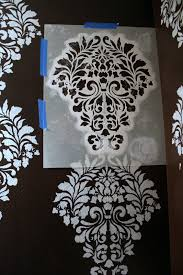 Small Picture Wall Paint Stencils Design Stencil wall painting DESGNS