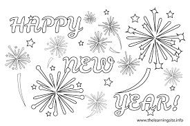 Small Picture Fireworks Coloring Pages Print Throughout Firework itgodme