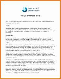 Extended Essay Outline Examples Extended Essay Outline Under Fontanacountryinn Com