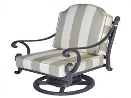 blue sling patio chair besides h ton bay patio furniture