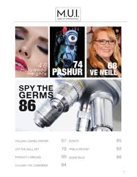 make up international magazine