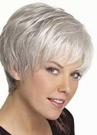 Coupe De Cheveux Pour Cheveux Gris Femme Coupes De Cheveux