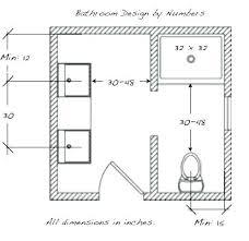 bathroom dimensions. Modren Bathroom Standard Toilet Dimensions In Feet Typical Bathroom Size  Of Charming On Inside 4 For Bathroom Dimensions D