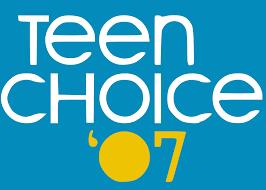 2007 award choice teen vote