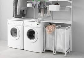 Dans cet espace, chaque meuble à sa fonction : Reorganiser Sa Buanderie Je Suis Debordee