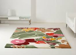 modern design rugs colorful
