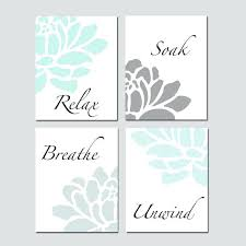wall art for bathroom decor bathroom wall art relax soak unwind bathroom decor wall art set  on wall art set of 3 bathroom with wall art for bathroom decor funny wall art bathroom art printable