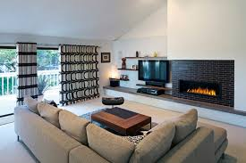 San Rafael Mid Century Modern Living Room San Francisco by