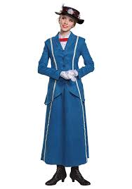 Mary Poppins Musical Costume Design Disguise Adult Mary Poppins Halloween Costume Mary Poppins Costumes For Women