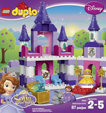 Sofia The First Bedroom Lego Duplo Sofia The First Royal Castle 10595 Figures Amazon