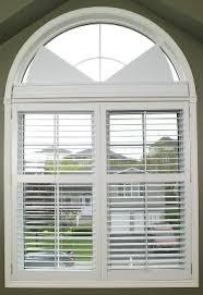 Arched Window BlindSemi Circle Window Blinds