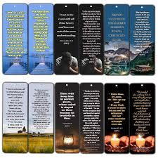 Kjv Religious Bookmarks Bible Verses About Trusting The Lord