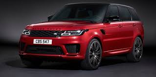 2018 land rover sport. delighful rover new led foglights adorn the lower section of front bumper while  taillight clusters have also been revised additionally fender vents  on 2018 land rover sport r