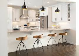 antique white counter stools kitchen contemporary with black beat pendant lights image by sabal homes antique white pendant lighting