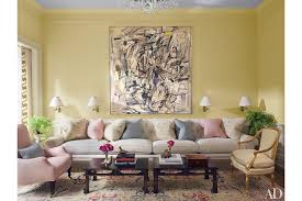 lighting sconces for living room. 15 Rooms With Sconce Lighting That Are Incredibly Stylish Photos | Architectural Digest Sconces For Living Room