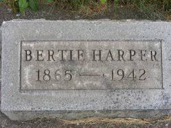 Bertie Floyd Harper (1865-1942) - Find A Grave Memorial