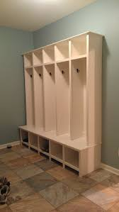 Mudroom Cubbies Plans Ana White Mudroom Lockers Diy Projects