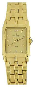 Наручные <b>часы ROMANSON TM8154CLG</b>(<b>GD</b>)