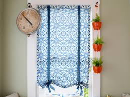 how to make easy roman shades