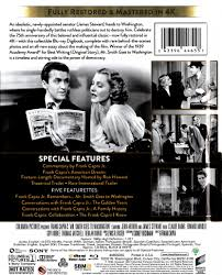 mr smith goes to washington blu ray th anniversary edition