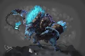 dota 2 spirit breaker by stefanmilosevic on deviantart