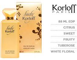 <b>Lady Korloff Paris</b> for <b>Women</b> Eau De Parfum 88 ml : Buy Online ...