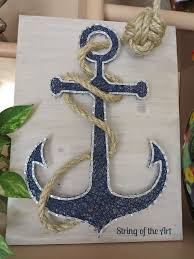 string art kit diy crafts kit anchor string art this beautiful kit comes with all the highest qu 0 0 0 string art kit diy