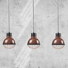 copper dome pendant light small kitchen