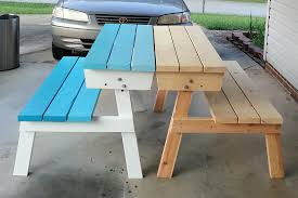 convertible picnic table