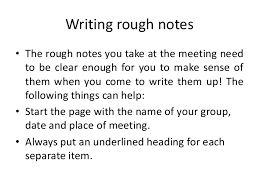 How To Write An Agenda Of A Meeting Agenda And Meeting Minutes