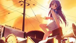 cute anime music wallpaper. Plain Wallpaper Music Cute Anime Wallpaper Inside S