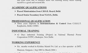 How To Type A Resume Best Different Types Of Resume New Different Types Resumes Formats Type