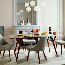 the mid century dining table