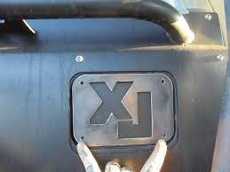 84 85 86 87 88 89 90 91 92 93 94 95 96 97 98 99 00 01 jeep cherokee xj gas tank lid armor plate