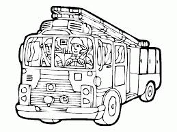 Small Picture Coloring Download Firetruck Coloring Page Fire Truck Coloring