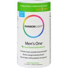 Where To Buy Rainbow Light Vitamins Rainbow Light Mens One Energy Multivitamin 150 Tablets