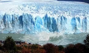 Resultado de imagen para fotos ruptura glaciar perito moreno