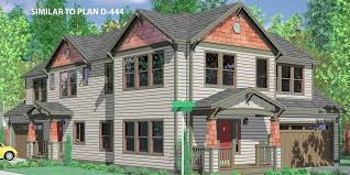 modern multi family house plans beautiful corner duplex house plans duplex house plans of modern multi