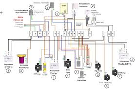 w plan central heating system and boiler wiring diagram kwikpik me central heating wiring diagram y plan at Central Heating Controls Wiring Diagrams