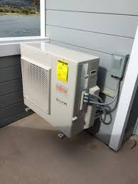 Heatpump Installation Ductless Heat Pump Project Santa Rosa Ca Arm Heating Air