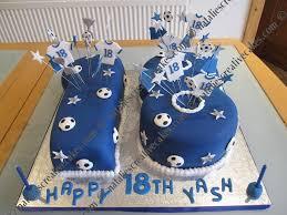 12 Musical 18th Birthday Cakes For Boys Photo Happy 18th Birthday