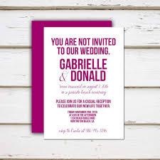 Fun Wedding Invitation Wording Fun Wedding Invitation Wording In