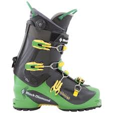 Black Diamond Ski Boots Size Chart Black Diamond Quadrant Alpine Touring Ski Boots 2013 Evo
